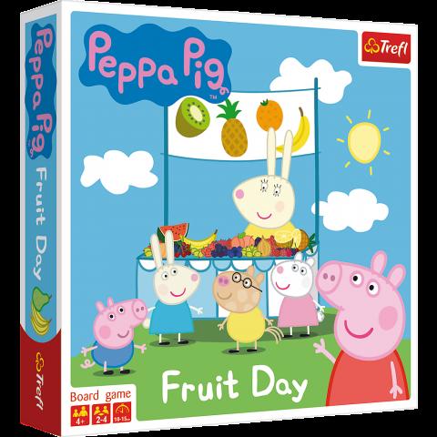 Joc Trefl Peppa Pig Ziua fructelor