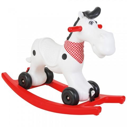 Balansoar pentru copii Pilsan Cute Horse white