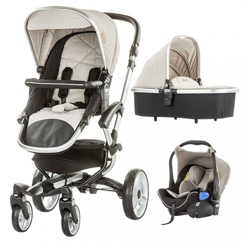 Carucior Chipolino Angel 3 in 1 frappe