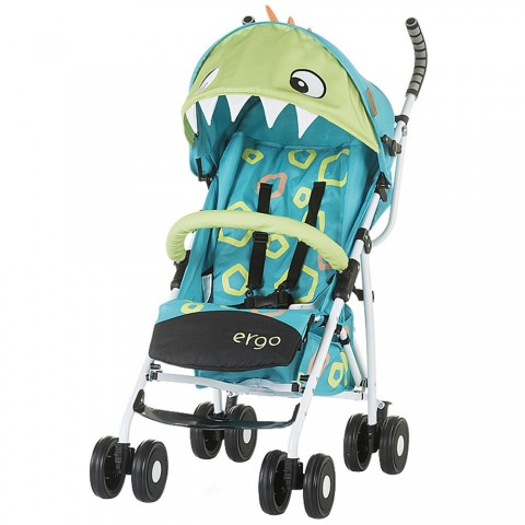 Carucior Chipolino Ergo blue baby dragon