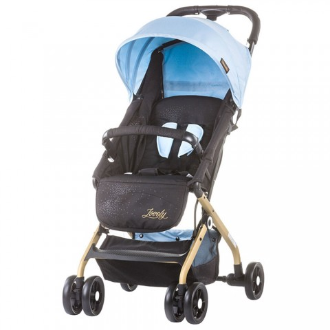 Carucior sport Chipolino Lovely blue mist