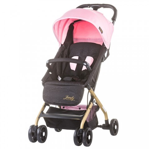 Carucior sport Chipolino Lovely pink mist