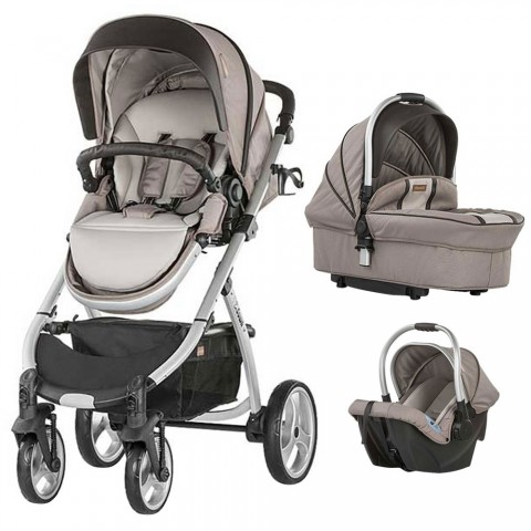 Carucior Chipolino Up & Down 3 in 1 frappe
