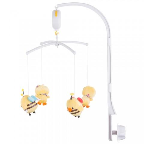Carusel muzical pentru patut Chipolino Duck