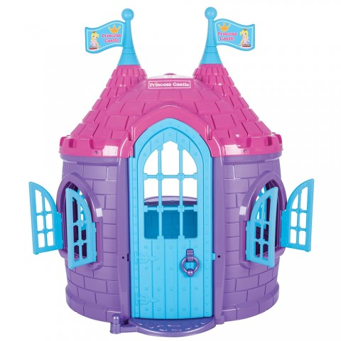 Casuta pentru copii Pilsan Princess Castle purple