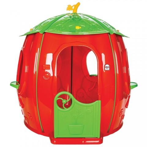Casuta pentru copii Pilsan Strawberry House red
