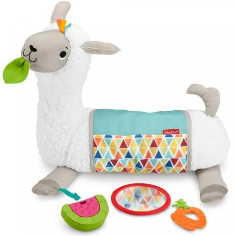 Covoras de joaca Fisher Price by Mattel Newborn Lama