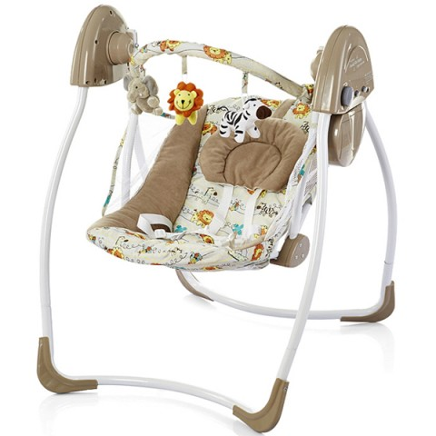 Leagan electric Chipolino Comfort lions