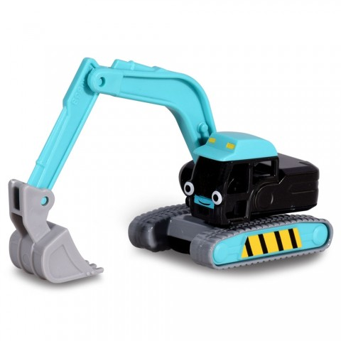 Excavator Dickie Toys Bob Constructorul Stretch