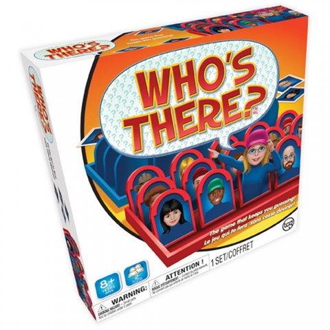 Joc TCG Games Who's There