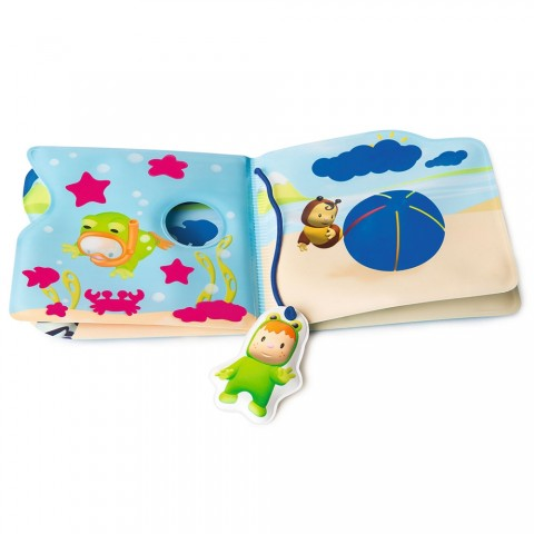 Jucarie de baie Smoby Cottons Magic Bath Book