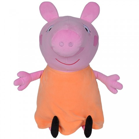 Jucarie de plus Simba Peppa Pig, Mother Wutz 35 cm