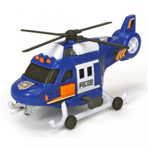 Jucarie Dickie Toys Elicopter de politie Helicopter FO