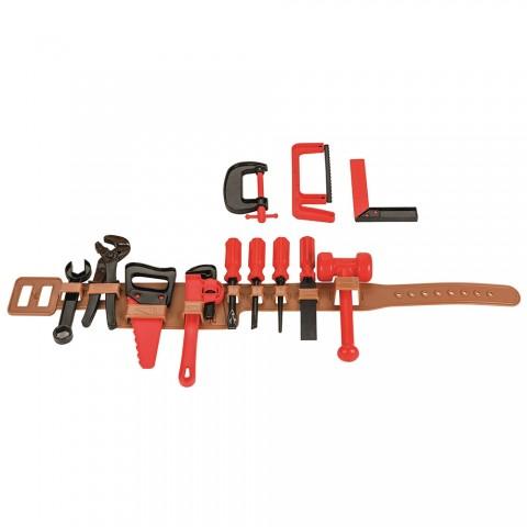 Jucarie Pilsan Centura unelte 03-359 cu accesorii