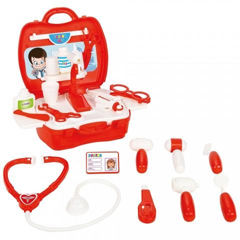 Jucarie Pilsan Trusa medicala Doctor Suitcase