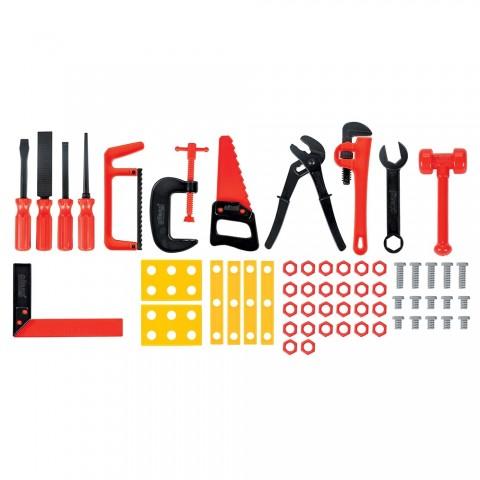 Jucarie Pilsan Trusa unelte 03-367 cu accesorii