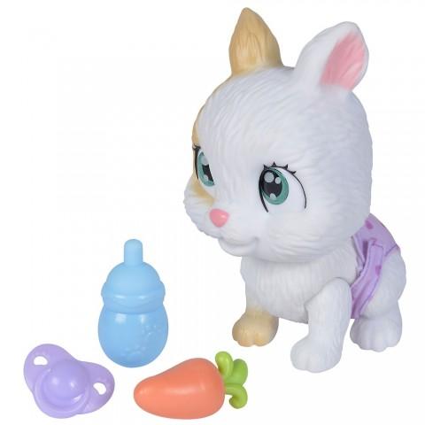Jucarie Simba Iepure Pamper Petz Rabbit cu accesorii