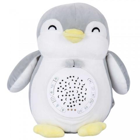 Lampa de veghe plus Chipolino Penguin