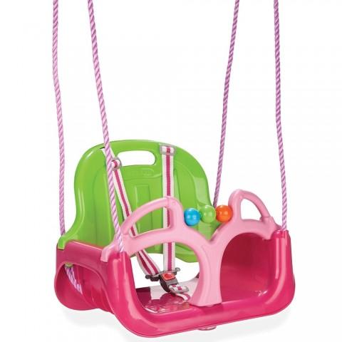 Leagan pentru copii Pilsan Samba Swing pink