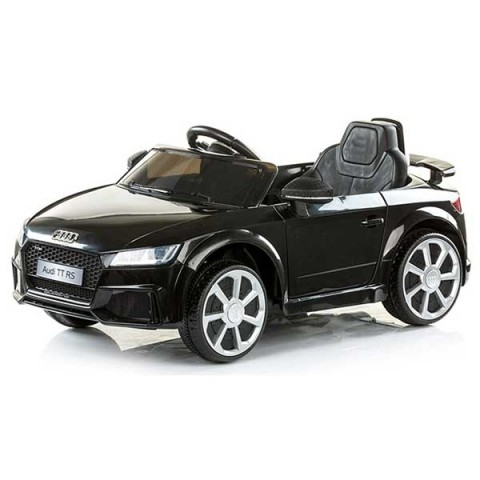 Masinuta electrica Chipolino Audi TT RS black