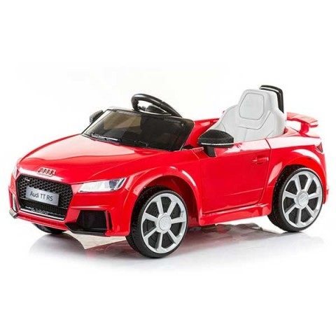 Masinuta electrica Chipolino Audi TT RS red