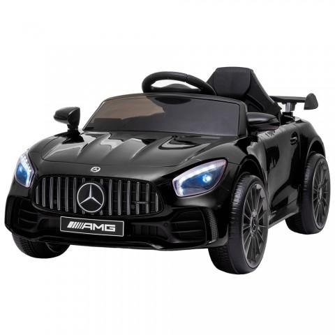 Masinuta electrica Chipolino Mercedes Benz GTR AMG black