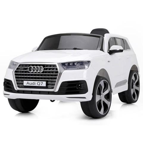Masinuta electrica Chipolino SUV Audi Q7 white
