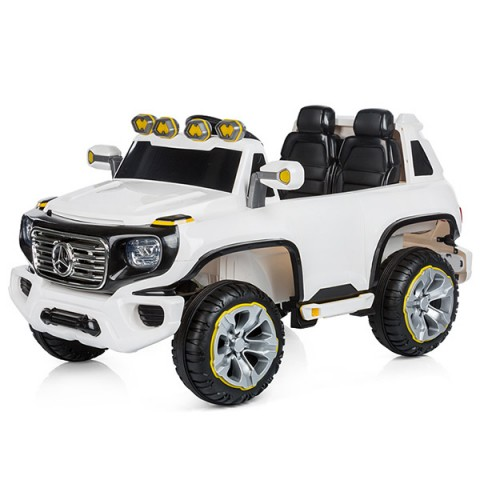 Masinuta electrica Chipolino SUV Mercedes Benz G Force white