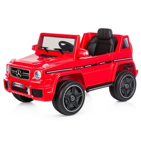 Masinuta electrica Chipolino SUV Mercedes Benz G63 red