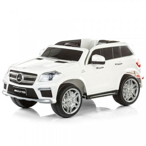 Masinuta electrica Chipolino SUV Mercedes Benz GL63 AMG white