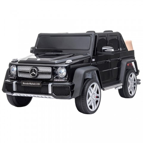 Masinuta electrica Chipolino SUV Mercedes Maybach G650 black
