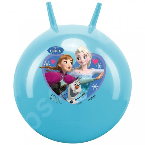 Minge gonflabila pentru sarit John Frozen 2 albastru