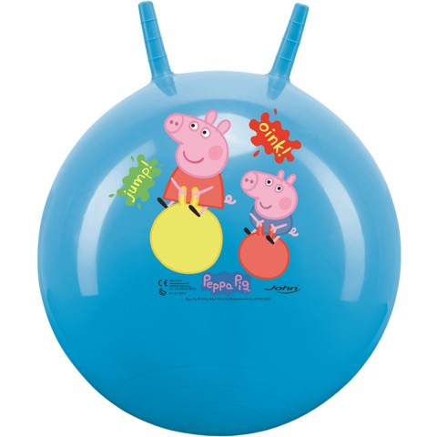 Minge gonflabila pentru sarit John Peppa Pig albastru