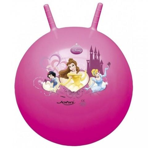 Minge gonflabila pentru sarit John Princess roz