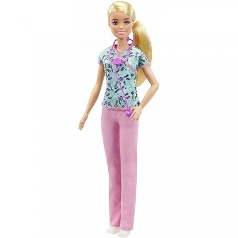 Papusa Barbie by Mattel Careers Asistenta medicala