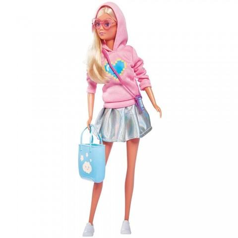 Papusa Simba Steffi Love Pastel Fashion 29 cm