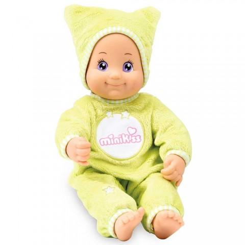 Papusa Smoby Minikiss Dodo 27 cm verde