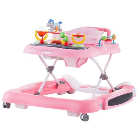 Premergator Chipolino Fancy 4 in 1 pink dots
