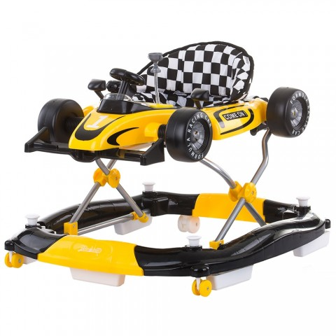 Premergator Chipolino Racer 4 in 1 yellow