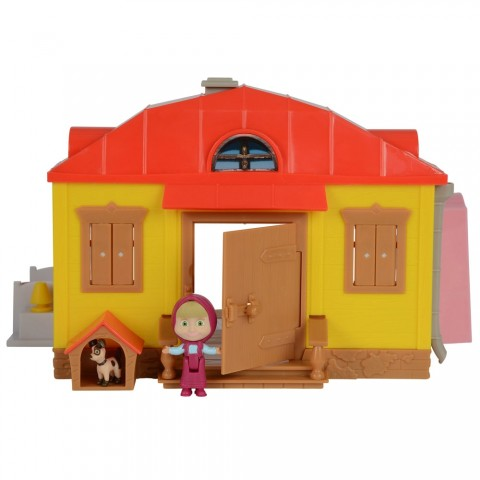 Jucarie Simba Masha and the Bear Masha's House