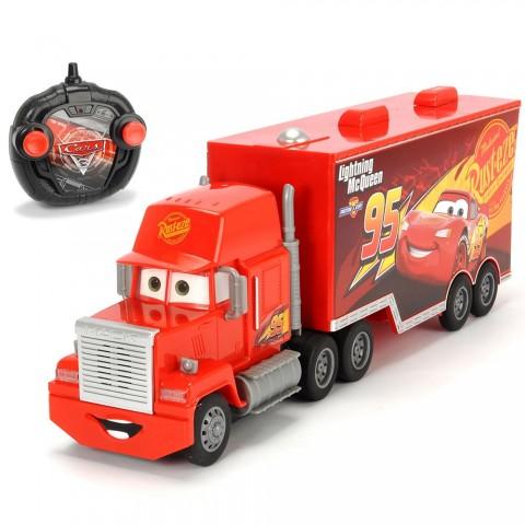 Camion Dickie Toys Cars 3 Turbo Truck Mack cu telecomanda