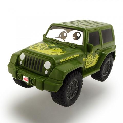 Masina Dickie Toys Jeep Wrangler verde