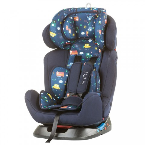 Scaun auto Chipolino 4 in 1 0-36 kg boy