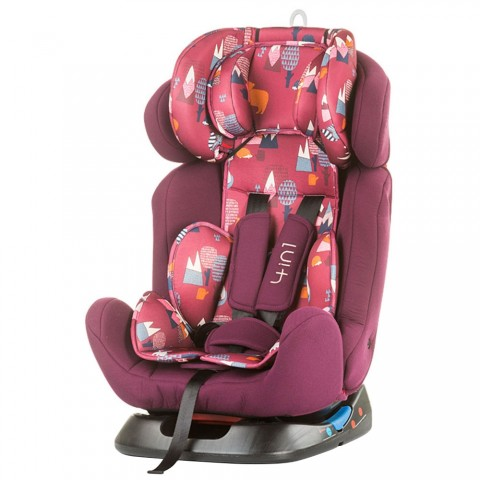 Scaun auto Chipolino 4 in 1 0-36 kg girl