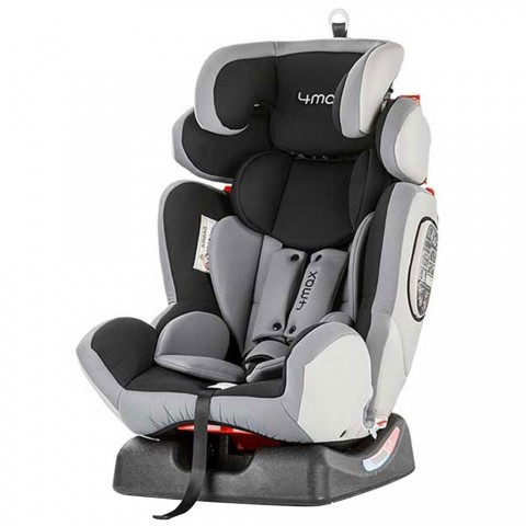 Scaun auto Chipolino 4 Max 0-36 kg grey