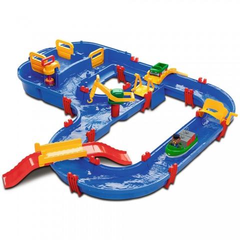 Set de joaca cu apa AquaPlay Mega Bridge