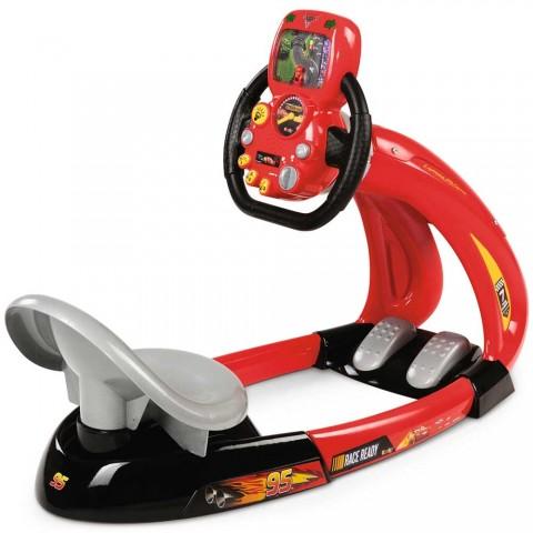 Simulator auto Smoby Cars 3 V8 Driver