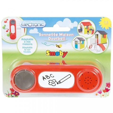 Sonerie electronica Smoby pentru casuta copii