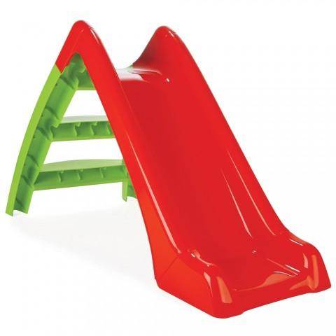 Tobogan Pilsan Funny green red