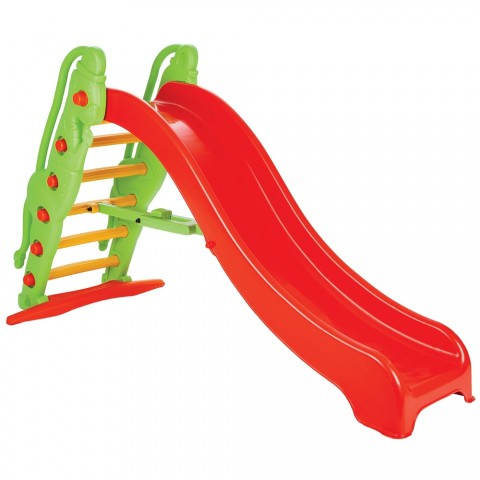 Tobogan Pilsan Monkey Slide red green